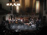 Rock Plaza Central amp Tafelmusik at Trinity-St Paul's Church (November 2007)
