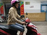 motobike taxi driver